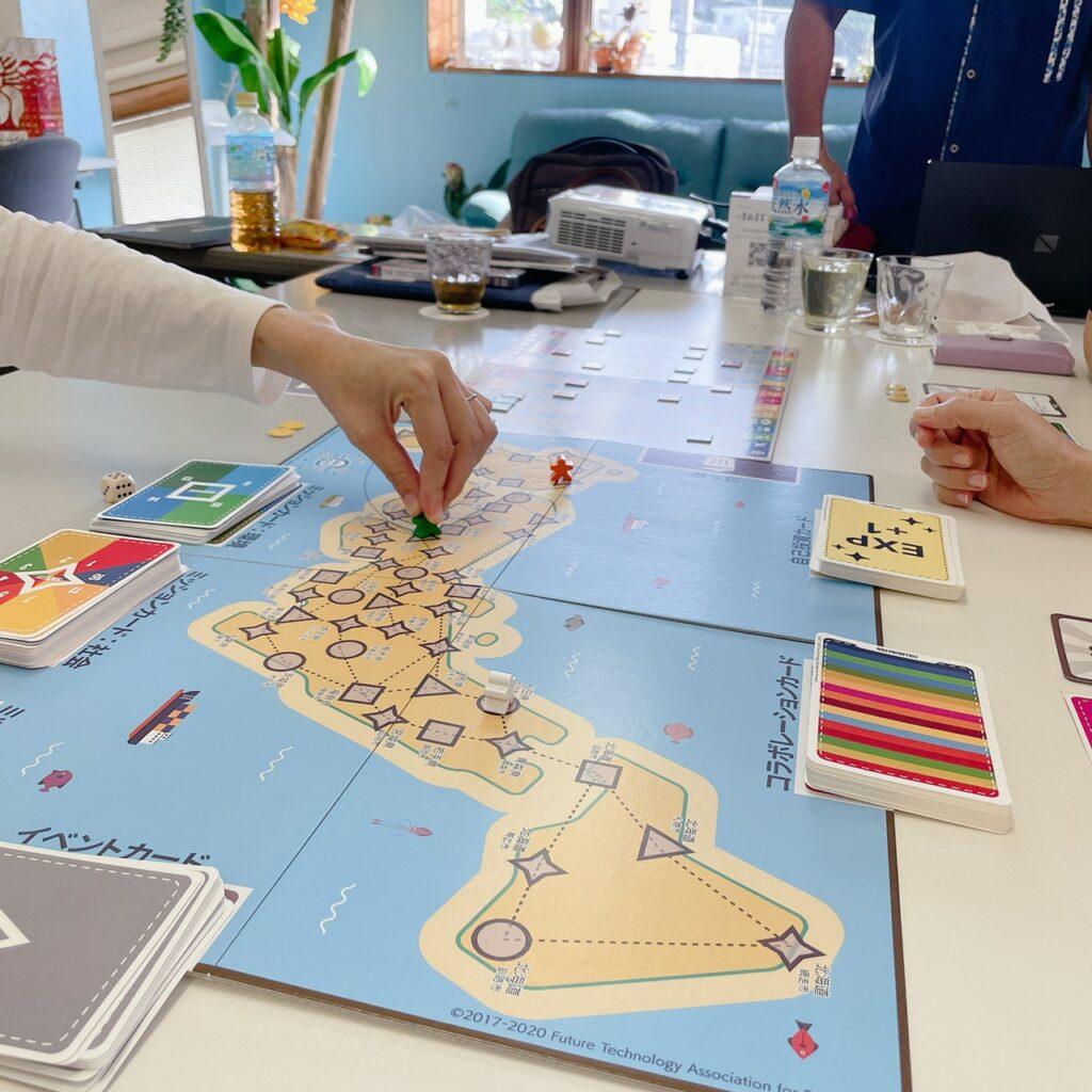 SDGsを自分ゴト化するボードゲーム